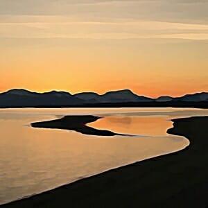 #2008 – Summer Sunset